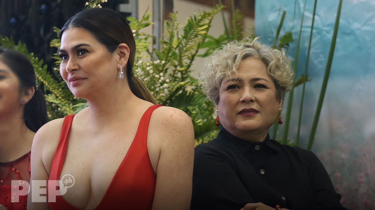 Aiko Melendez all praises for director Gina Alajar
