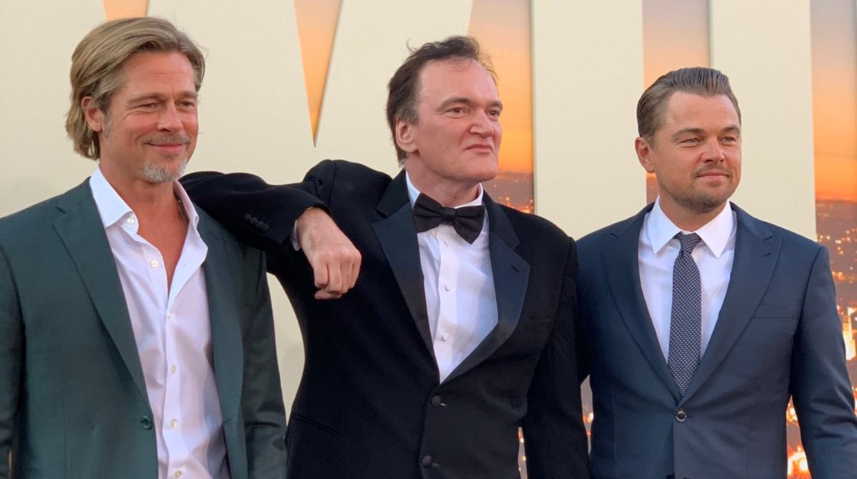 Quentin Tarantino mentions the Philippines while promoting Leonardo DiCaprio-Brad Pitt movie