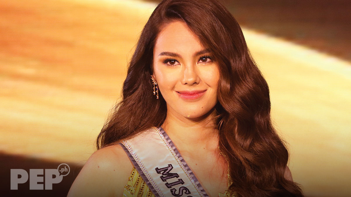 "Miss Universe 2018 Catriona Gray: ""I'm not a perfect Barbie."""