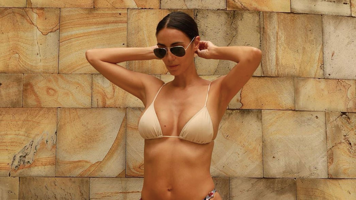 Fatima Rabago rocks bikini 7 weeks after giving birth