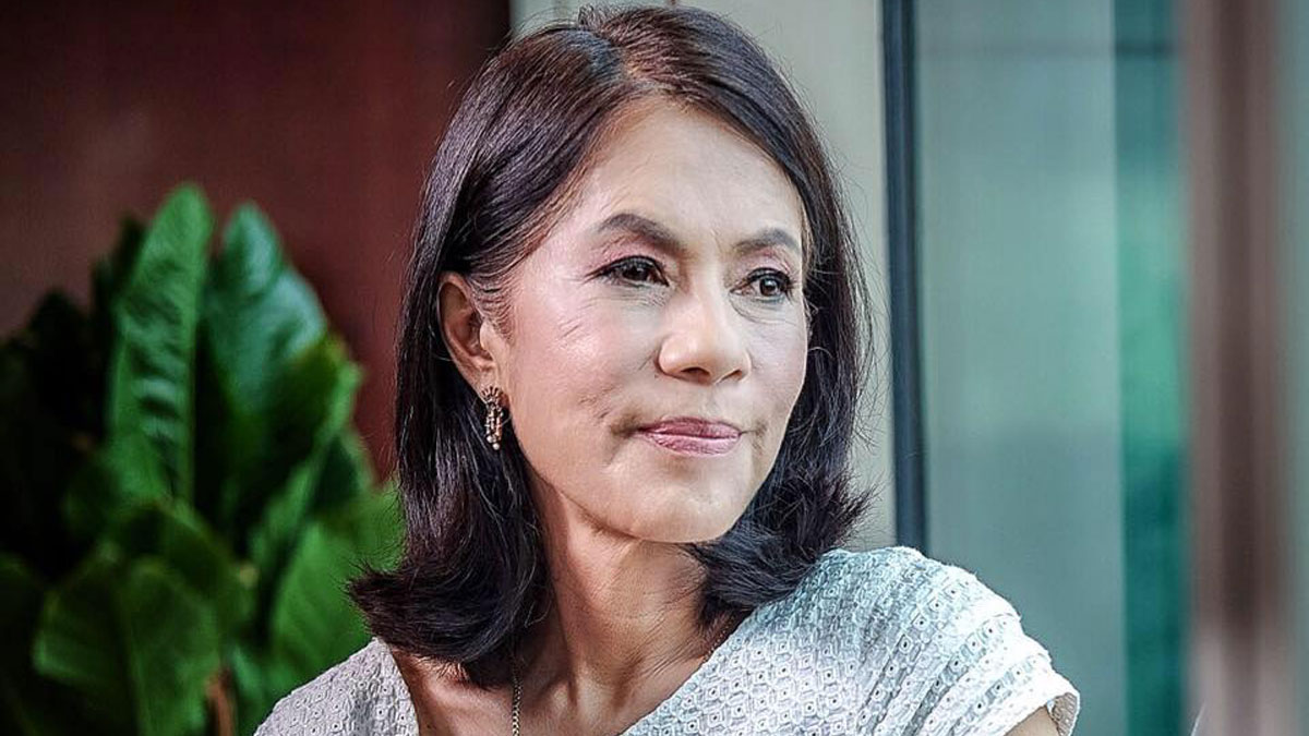 Former DENR Secretary Gina Lopez passes away at 65