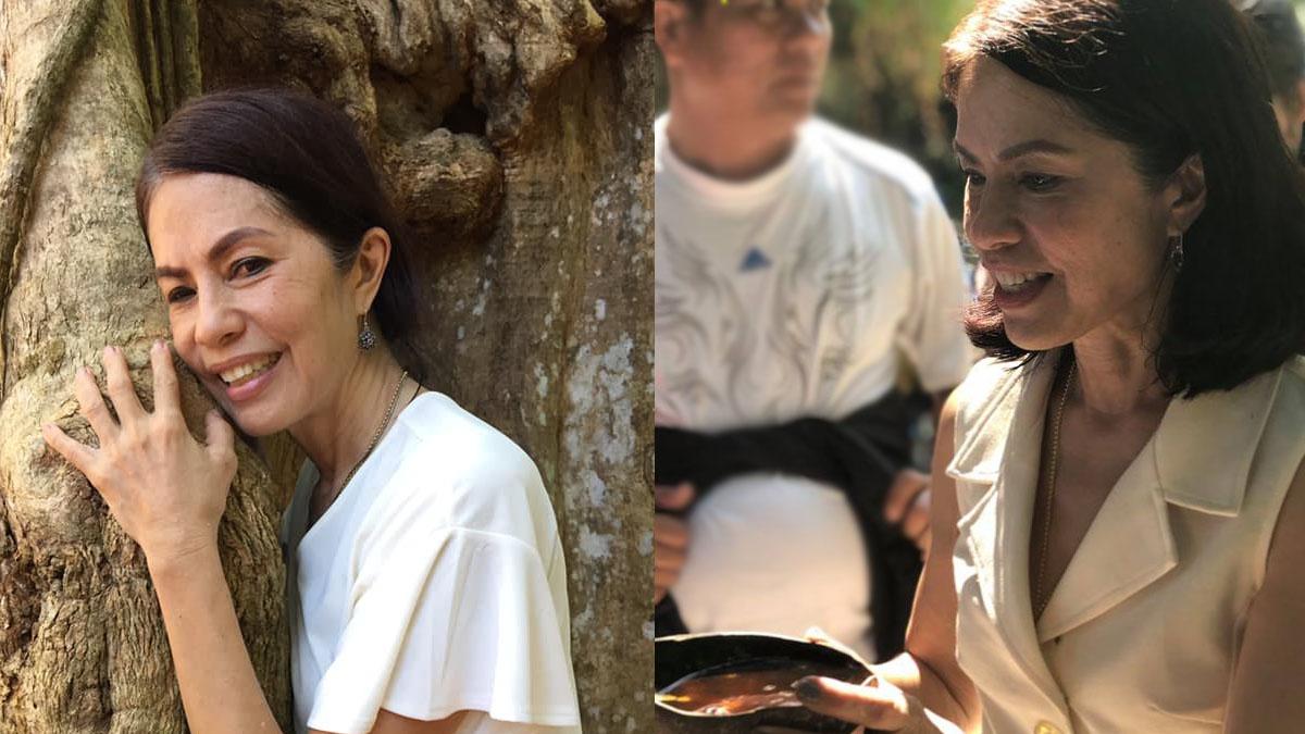 Celebrities, friends mourn death of Gina Lopez