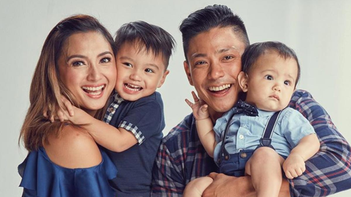 Iya Villania, Drew Arellano celebrate Baby Leon's first birthday