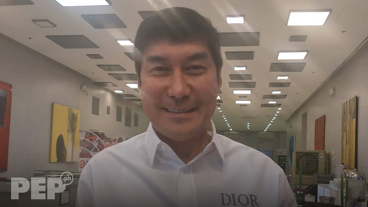 Broadcaster Raffy Tulfo says no to politics