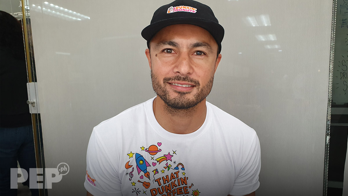 Derek Ramsay set to move into his dream home this December