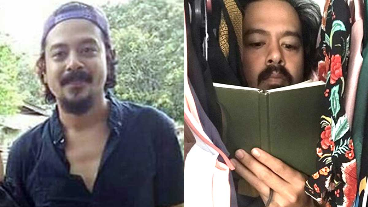 "John Lloyd Cruz posts cryptic message: ""From nosi balasi to kay bilis maglaho ng kahapon"""