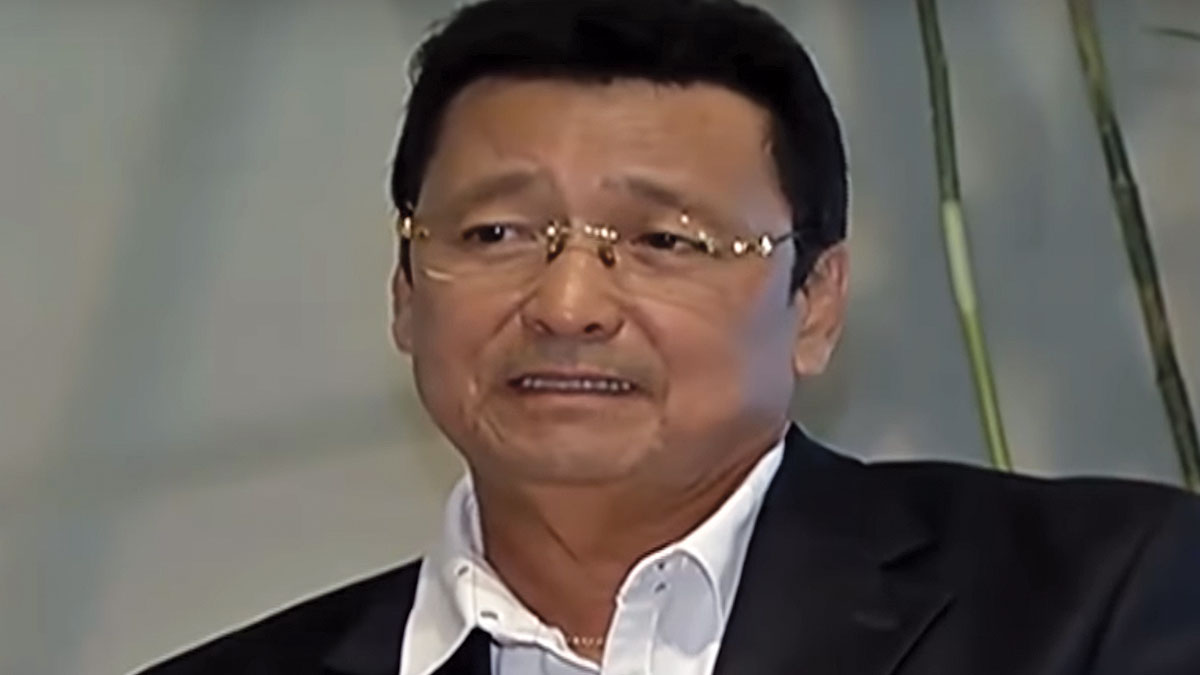 Sen. Lito Lapid not in favor of SOGIE Bill, but approves of separate restrooms for LGBTQIA