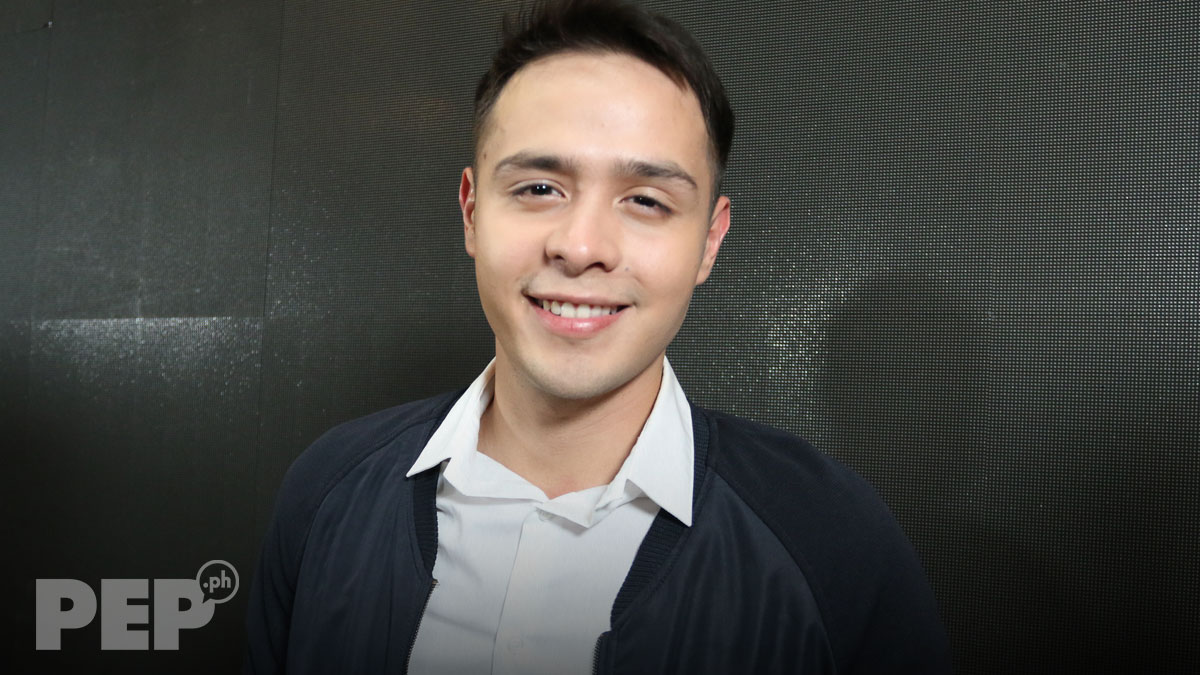 Martin del Rosario brushes off relentless rumors about his gender