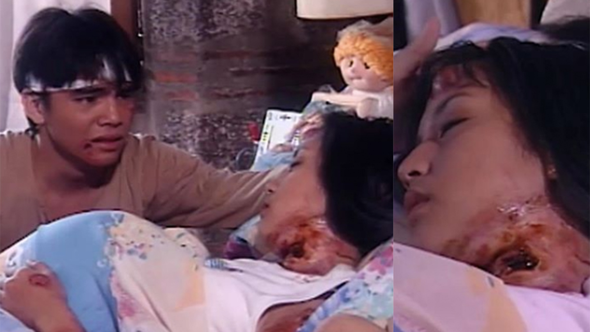 Jolina Magdangal posts throwback photo of 90s MMK episode with Marvin Agustin