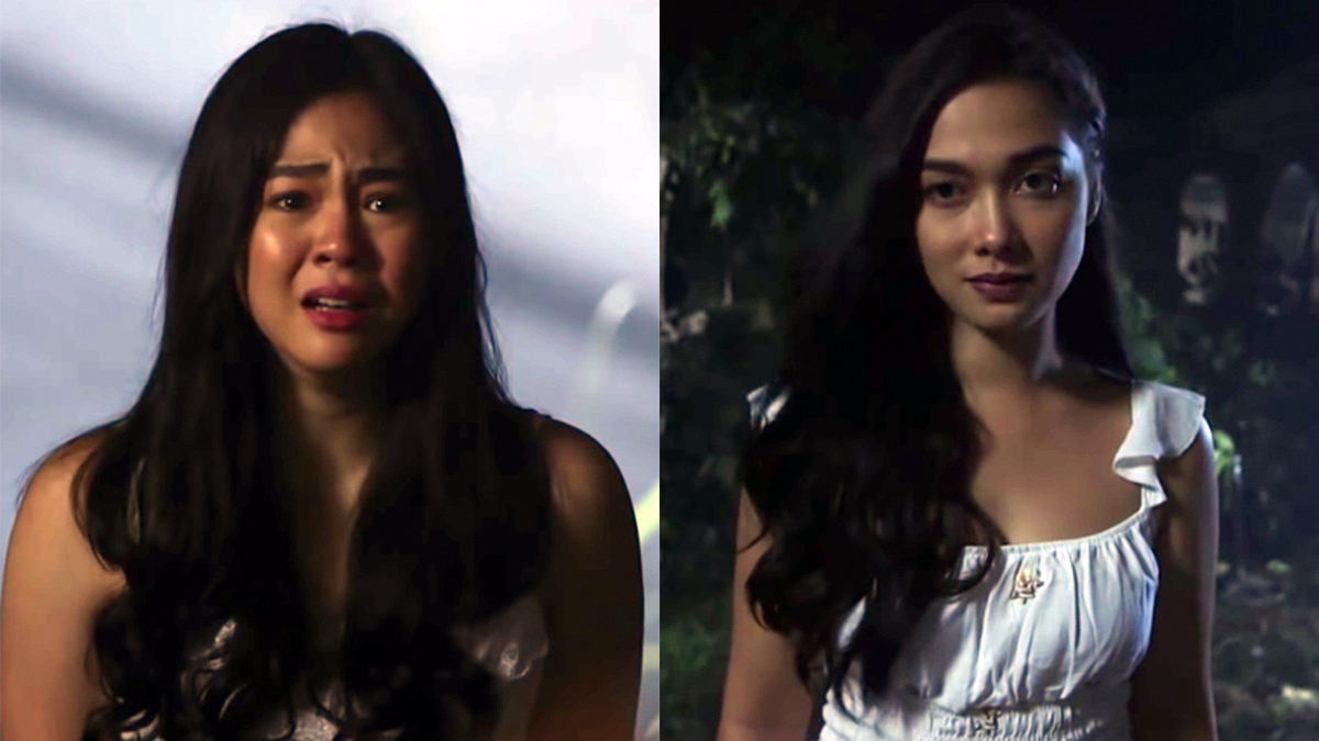 Maja Salvador says she does not mind playing support to Janella Salvador in The Killer Bride