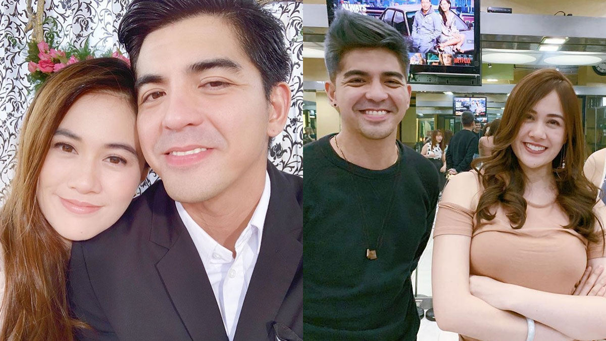 Mark Herras curses bashers over malicious comments about his relationship with Nicole Donesa