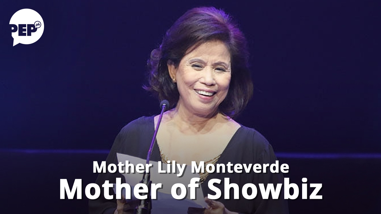 Mother Lily Monteverde: The Mother of Showbiz