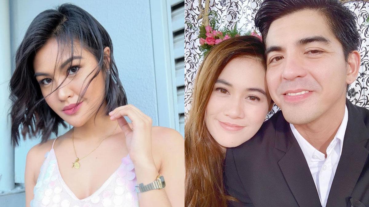Winwyn Marquez reacts to new relationship of ex-boyfriend Mark Herras