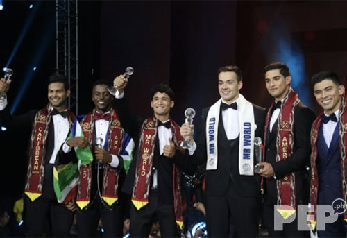 Mister World 2019 winners