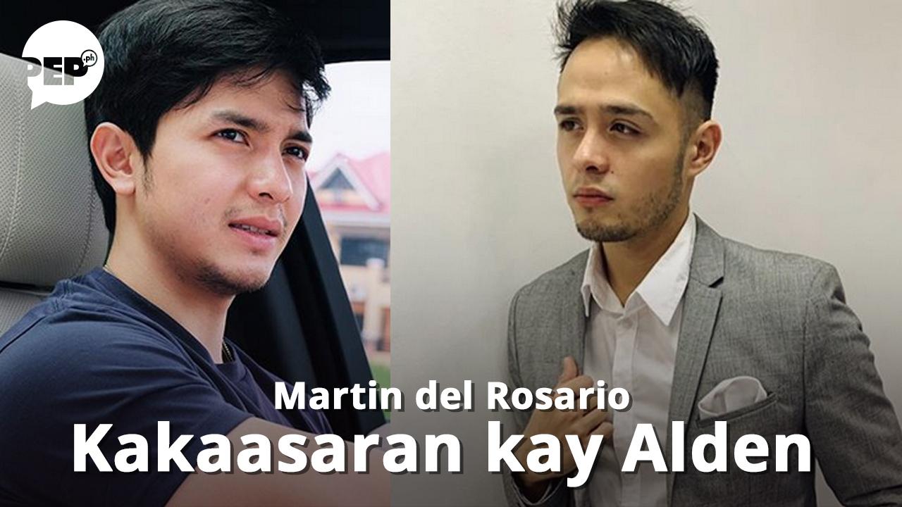 Martin del Rosario, kakaasaran sa gagawin niya kay Alden Richards