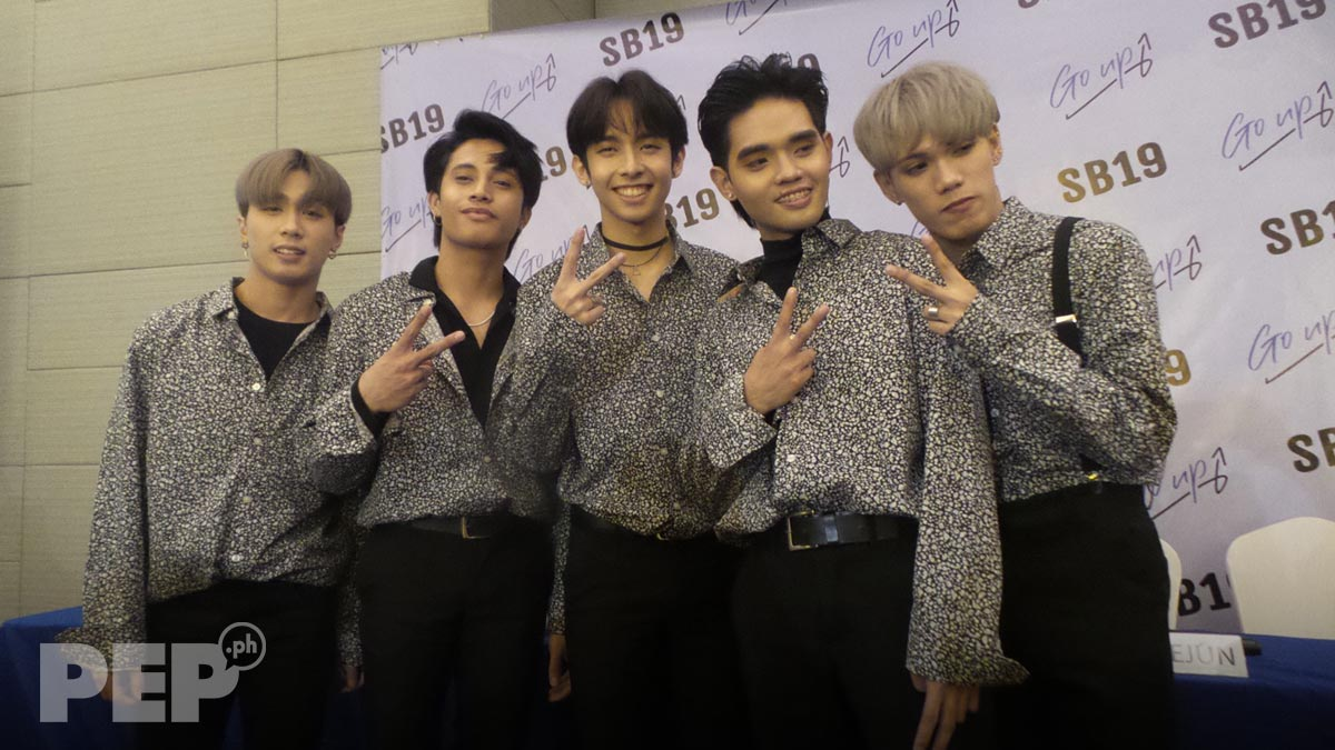 Korea-trained Filipino boy group SB19 goes viral for this