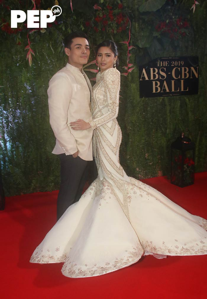 Kim Chiu, Xian Lim ABS CBN Ball 2019