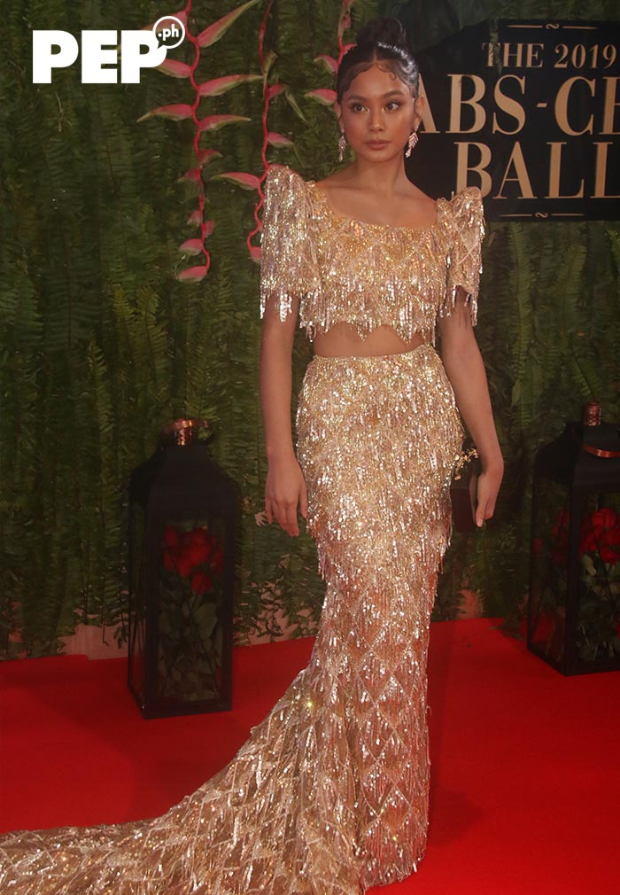 Ylona Garcia ABS-CBN Ball 2019