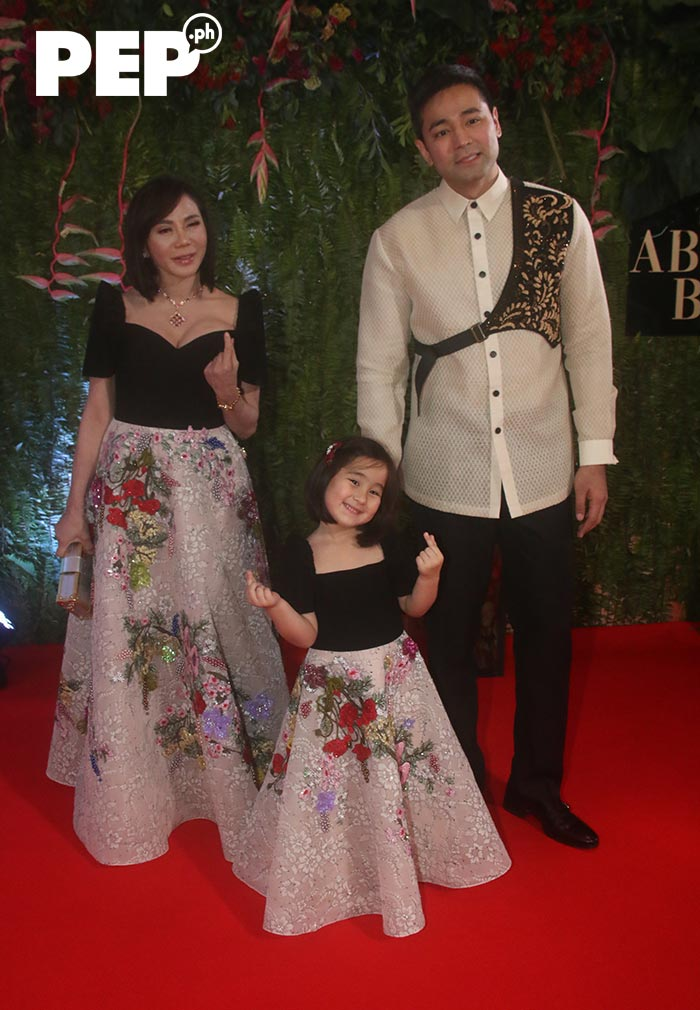 scarlet snow belo abs-cbn ball 2019
