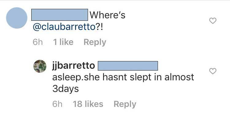 Jay-Jay Barretto Family Sisters