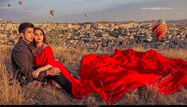 Dianne Medina, Rodjun Medina