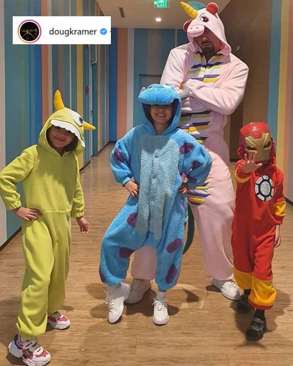 Team Kramer Halloween 2019