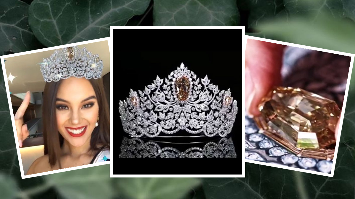 FIRST LOOK: Miss Universe 2019's Power of Unity Crown   PEP.ph