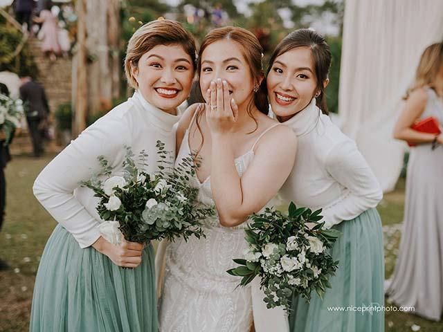 Joyce Ching Wedding
