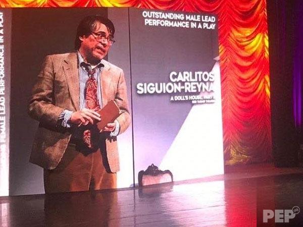 Carlitos Siguion-Reyna