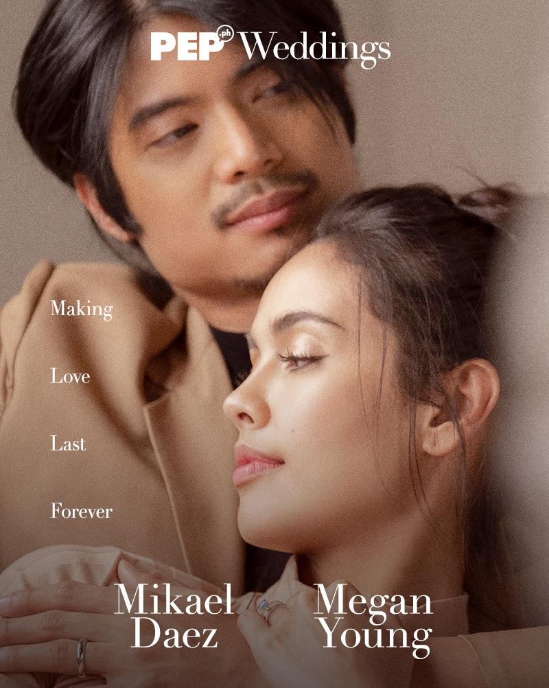Megan Young, Mikael Daez