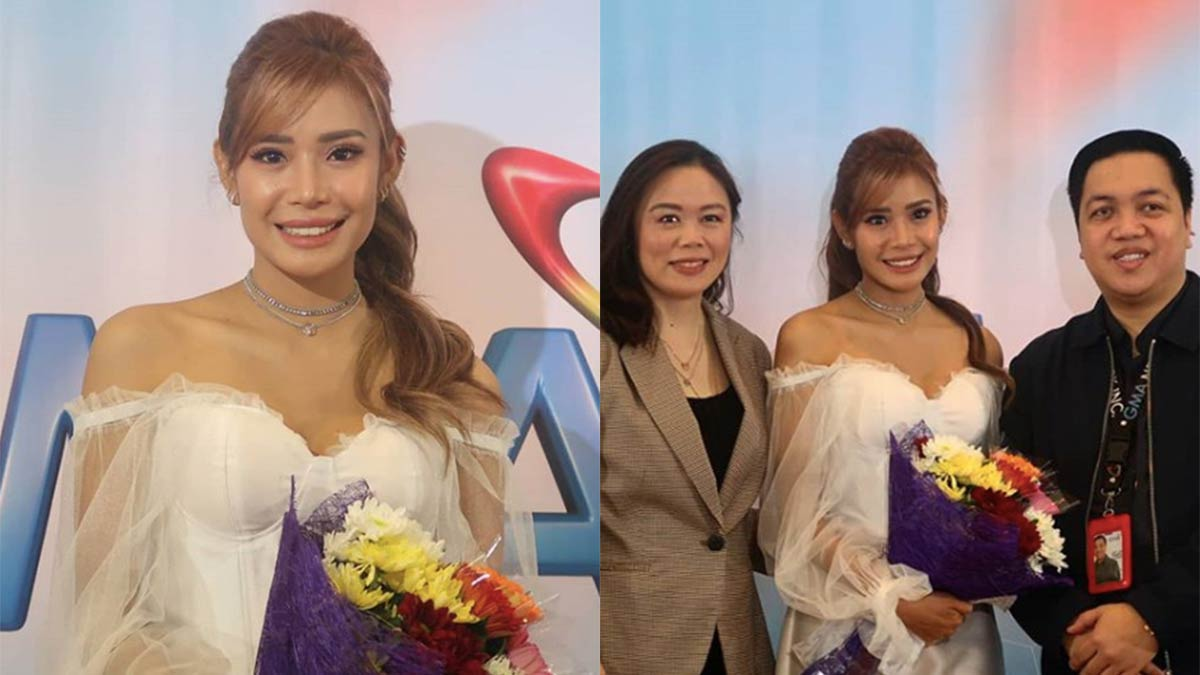 Myrtle Sarrosa Transfers To Gma 7 After Seven Years With Abs Cbn Pep Ph