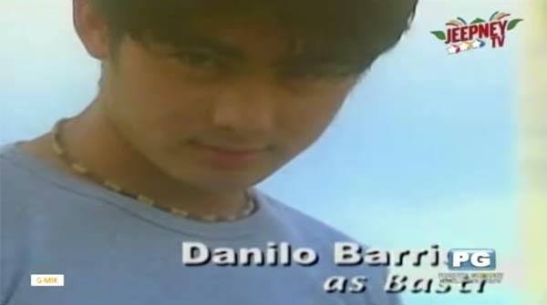 Danilo Barrios, G-Mik
