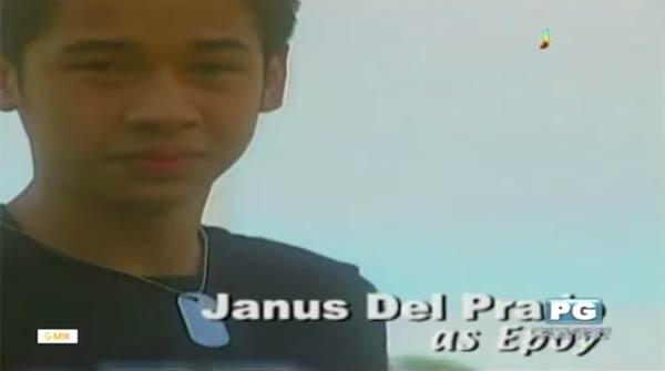Janus del Prado, G-Mik
