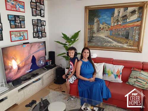 Patricia Javier home