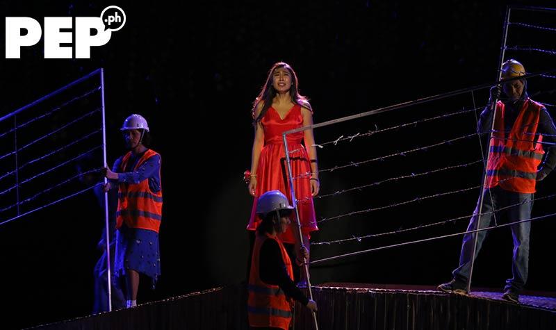 Tabing Ilog: The Musical, Kiara Takahashi