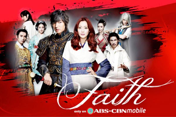 Faith, Lee Min Ho