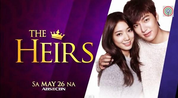 The Heirs, Lee Min Ho