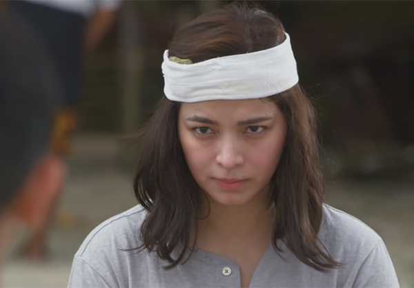 Angel Locsin as Rhian in The General's Daughter