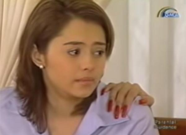 Angelika dela Cruz as Katherine in Ikaw Lang Ang Mamahalin