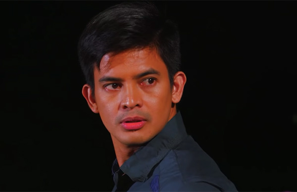 Jason Abalos as Victor in Two Wives