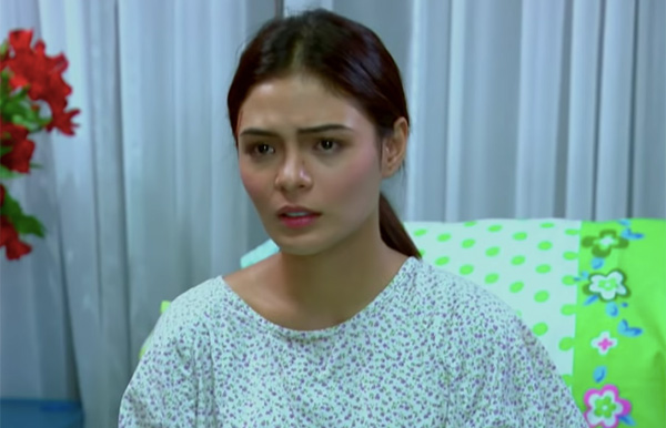 Lovi Poe as Joyce in Beautiful Strangers