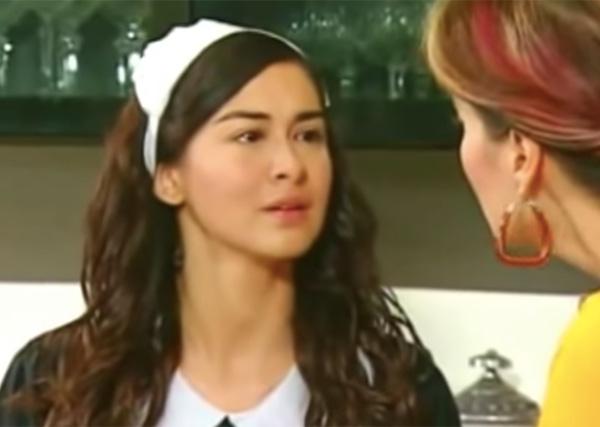 Marian Rivera as Marimar in MariMar.