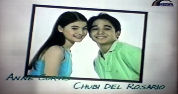 Anne Curtis and Chubi del Rosario