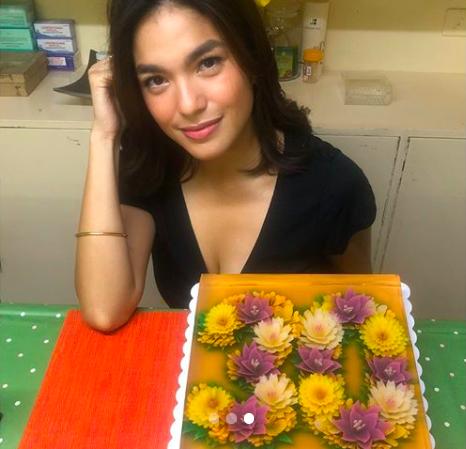 andrea torres birthday cake