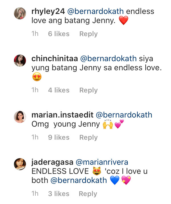 Fan replies on Kathryn Bernardo's comment