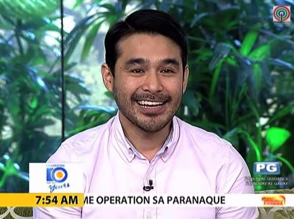 Atom Araullo, Umagang Kay Ganda