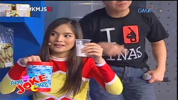 Julia Clarete, Eat Bulaga!