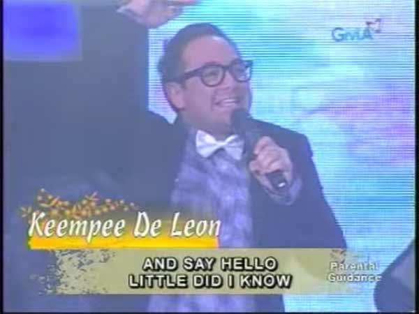 Keempee de Leon, Eat Bulaga!