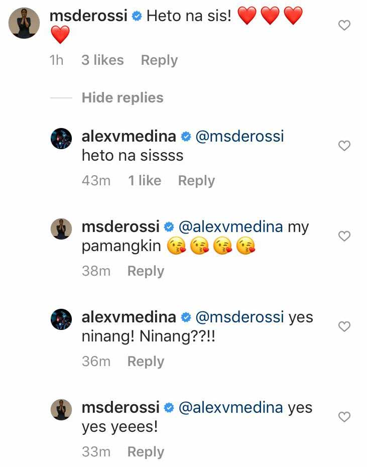 Alex Medina now a father