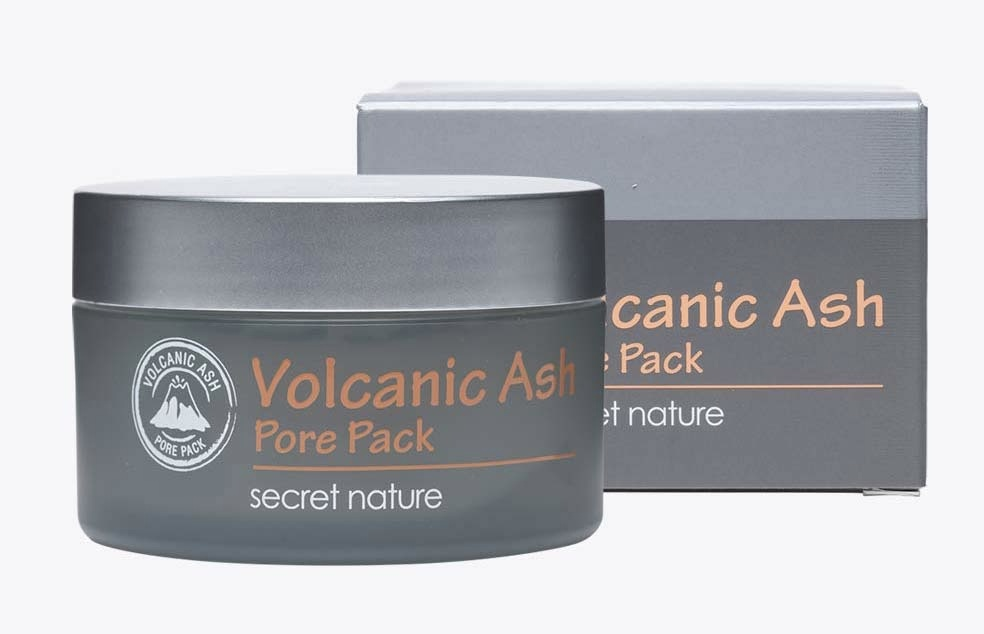 Secret Nture volcanic ash